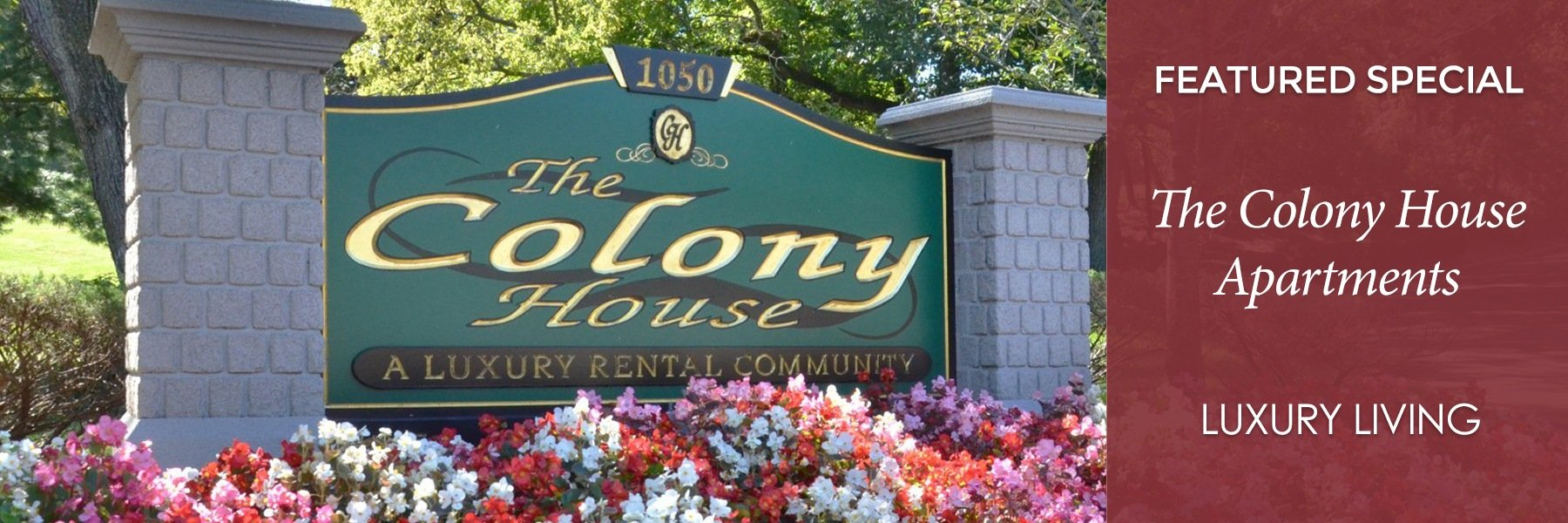 The Colony House Apartments For Rent in New Brunswick, NJ Specials